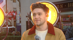 Singer Niall Horan discusses his first solo album 'Flicker' and why he always travels with family