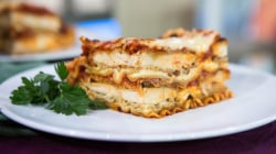 Make Tasty's delicious chicken parmesan lasagna