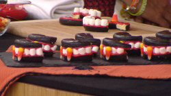 Make Dracula doughnuts, mummy brownies and other Halloween treats