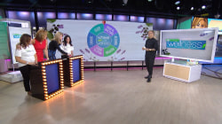 Play 'Wheel of Wellness' with Hoda, Jenna and fitness trainer Bob Harper