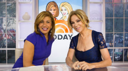Hoda Kotb and Kathie Lee Gifford talk about dealing with rejection