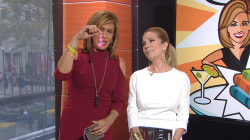 'The Encore,' earrings to benefit breast cancer research: KLG and Hoda's Favorite Things