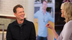 Greg Kinnear on his 'most unprofessional moment' filming with Renee Zellweger