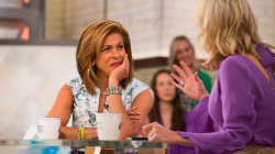 Hoda Kotb on the joy of being a mom: 'I'm 53 and feeling emotions for the first time'