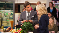 Dr. Oz shares food fixes to improve blood pressure, diabetes, cholesterol