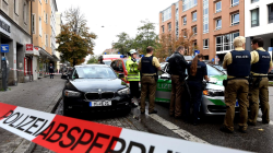 Stabbing spree in Munich leaves 5 injured