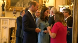 Duchess Kate makes first public appearance since pregnancy announcement
