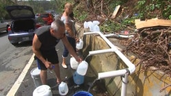 Puerto Rico facing a water crisis after Hurricane Maria