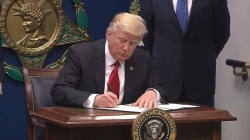 Federal judge blocks President Trump's latest travel ban