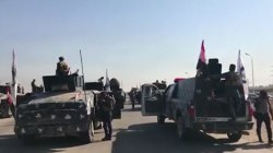 Iraqi forces launch operation to drive Kurdish troops from Kirkuk