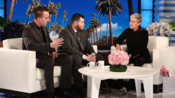 MGM security guard breaks silence about Las Vegas shooting on 'Ellen'