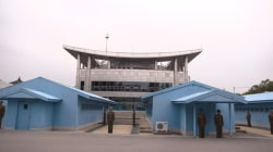 Get a rare look inside North Korea's Demilitarized Zone