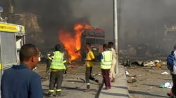 Hundreds killed, more injured in Somalia truck bombing