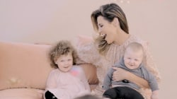 See Savannah Guthrie pose for magazine (with Charley and Vale!)