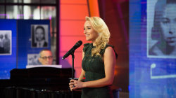 Broadway's Betsy Wolfe honors a couple with 'Happily Ever After'
