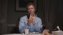 Will Ferrell's PSA encourages device-free dinner