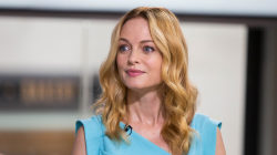 Heather Graham talks Harvey Weinstein, 'The Menendez Murders'