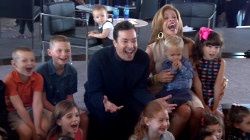 Jimmy Fallon, Hoda Kotb celebrate 'Everything is MAMA' with kids