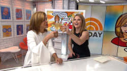 Hoda Kotb and Jenna Bush Hager share their favorite things