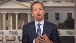 'This was a shameful week in American politics,' Chuck Todd says
