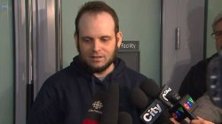 Captors 'ran like cowards' during rescue, Joshua Boyle says
