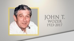 Life well lived: World War II hero John Wozer dies at 94