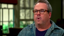 See how Eric Stonestreet literally blows off stress