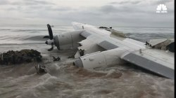 French Military Plane Crashes in Ivory Coast