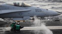 Huge U.S. Naval Drill Off North Korea's Coast Sends Message to Kim