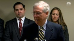 McConnell: 'Hard to Envision a Foolproof Way' to Prevent Recent Tragedies