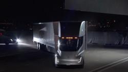 Tesla unveils new semi truck