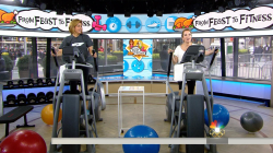 Let Kathie Lee and Hoda take you 'From Feast to Fitness'