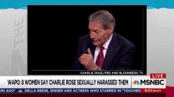 Sex harassment charges rock media, politics