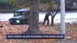 North Korean defector recovering after daring escape