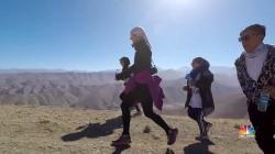 Afghan Women Risk Death Threats in Marathon Dash Toward Better Future