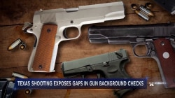 Texas Shooting Exposes Gaps in Background Checks