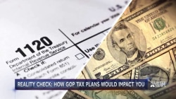 Reality check: What to expect from the tax plan