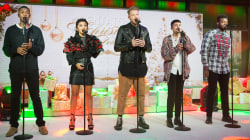 Watch Pentatonix perform 'Deck the Halls' live on TODAY