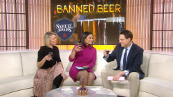 What does a $200 beer taste like? TODAY anchors give it a try!