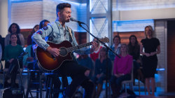 See Andy Grammer perform 'Fresh Eyes' live on Megyn Kelly TODAY