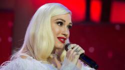 Gwen Stefani sings Christmas classic 'Santa Baby'; talks Blake Shelton's 'Sexiest' title