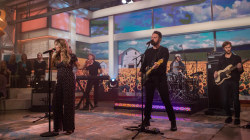 Jessie James Decker sings 'Almost Over You' live on Megyn Kelly TODAY