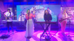 Watch Sheppard perform 'Coming Home' on TODAY