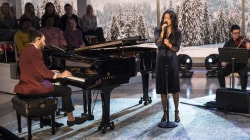 Watch Us The Duo perform 'Have Yourself a Merry Little Christmas' live on TODAY