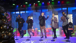 See Pentatonix perform 'Let it Snow' live on TODAY
