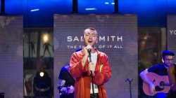 Watch Sam Smith sing 'One Last Song' from his new album live on TODAY