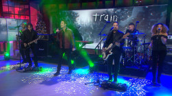 Watch Train perform 'Shake Up Christmas' live in the TODAY studio