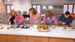 Thanksgiving tips from Sunny Anderson, Ryan Scott and Lidia Bastianich