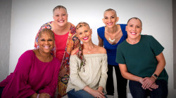 Hoda Kotb sits down with breast cancer patients: 'Life doesn't stop'