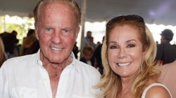 Kathie Lee Gifford tells the story of Frank Gifford's proposal